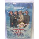 Dvd Top Gang Ases Muito Loucos - Lacrado - 100% Original