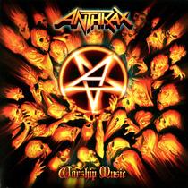 Lp Vinil Anthrax - Worship Music Lacrado