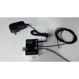 Termómetro Ethernet - Control Y Monitoreo De Temperatura