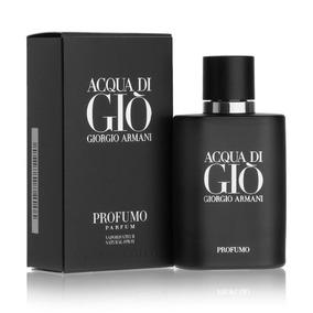Perfume Acqua Di Gio Giorgio Armani Profumo Parfum 40 Ml