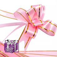 500 Laço Magico P Lacinho Pratico Para Presente 12mmx25cm