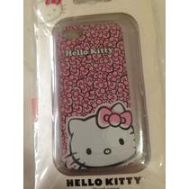 Caratula De Hello Kitty Para Iphone 5/5s Varios Modelos