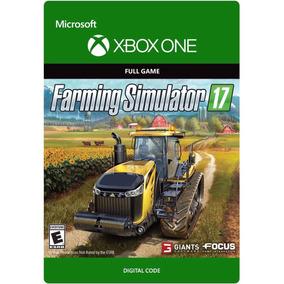 Farming Simulator 17 - Código 25 Digitos - Xbox One