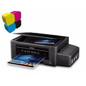 Impresora Multifuncional Epson L375 Sistema Tinta Continuo
