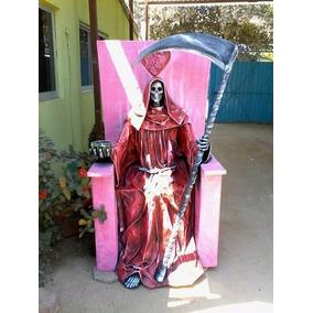 Bultos Figuras Imagenes Santa Muerte Culto