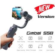 Estabilizador Imágenes Y Video 3 Ejes Celular Gimbal H4