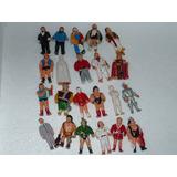 Antiguos Jack Miniatura Personajes Titanes En El Ring