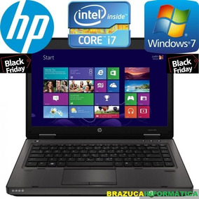 Notebook Hp Probook 6470b I7-3520m 8gb Hd500gb Black Friday