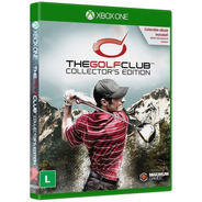 The Golf Club: Collectors Edition Xbox One [ Lacrada ]