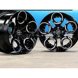 Rines 17 X 8 Y 9.5 4/100 Concavo Reps Rad48 Vw Caribe Golf