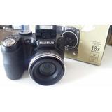 Câmera Digital Fujifilm Finepix S2980 Hd 18x Vitrine Leia