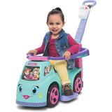 Veículo Para Bebê Big Truck Fashion 3x1 Merco Toys