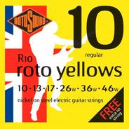 Encordado Rotosound Roto Yellows R10 010-046 Regular