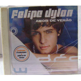 Cd: Felipe Dylon - Amor De Verão