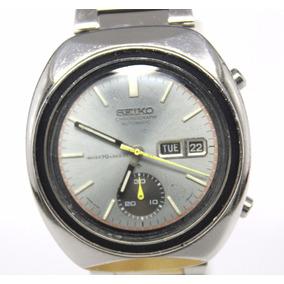 Reloj Seiko Helmet 6139 Automatico Cronografo Mecanico