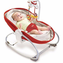 Cadeira Balanco Descanso Rocker Napper 3 Em 1 Tiny Love