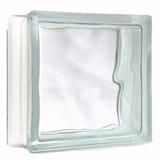 Bloco De Vidro Incolor Transparente 19 X 19 X 8 Cm