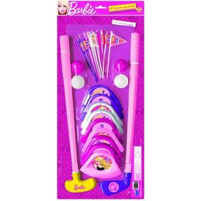 Juego De Golf Barbie