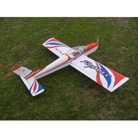 Avion Entrenador De Ala Baja Flymax