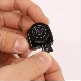 Mini Micro Camera Dv Filmadora 720p - Espiã Menor Do Mundo
