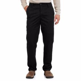 Pantalón Vestir Negro George Caballero Talla Extra Xl