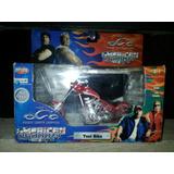Mini Moto De Coleccion American Chopper Tool Bike
