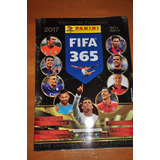Album Fifa 365 2017 + 50 Figuritas A Pegar