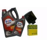 Aceite Multigrado Mobil 20w-50 Filtro Aceite Mann P/ Vw Gol