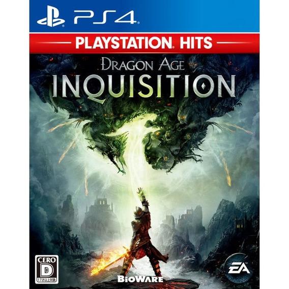 Dragon Age Inquisition Ps4 Nuevo Original Fisico Sellado