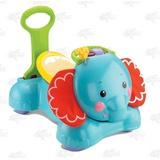 Carrito Bebe Elefante Fisher-price 3 En 1 Bounce, Stride Xtm