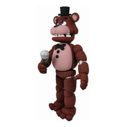 Five Nights At Freddys Figura Freddy Fazbear Articulado Led
