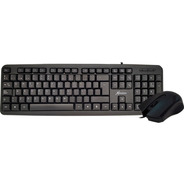Combo Teclado Y Mouse Xemoki Cm1500 Español Ñ Cable Usb Pc