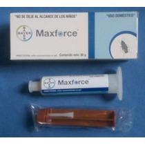 Maxforce Jeringa 30g Bayer De México Gel Mata Cucarachas