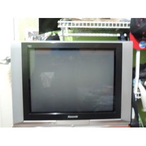 Televisor Panasonic De 29 Pulgadas Pantalla Plana