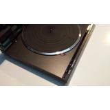 Tornamesa Technics Sl Ql1 Direct Drive Quartz Color Negra