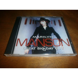Marilyn Manson Great Big Day Out Cd