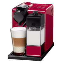 Cafetera Lattissima Touch Red Nespresso Cafe
