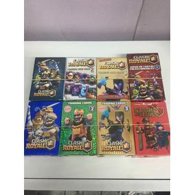 Colección Super Completa Clash Royale Pack Por 8