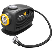 Mini Compressor De Ar 12v Pneu Carro Moto Bike - Vonder