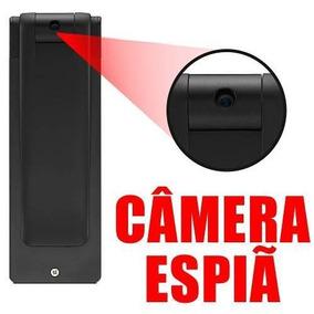 Filmadora Mini Dv Material Espiao Micro Camera Espia Full Hd