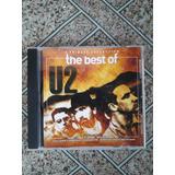 Cd U2 The Best Of 2011 Industria Argentina