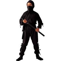 Disfraz Rg Costumes Traje Ninja, Niño Pequeño / Tamaño 4-6