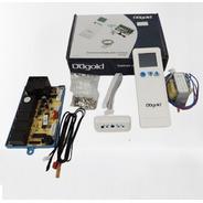 Controle Remoto Placa Universal Ar Condicionado Split 220v
