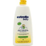 Oleo Calcareo Estrella Baby Amarillo 500gr X 12 Botellas
