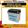 Bateria 12n7-4a Motos Zanella Hj 125