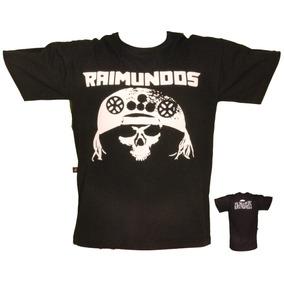 Bandalheira - Rock - Banda - Camiseta Raimundos 2665 7ede205804c