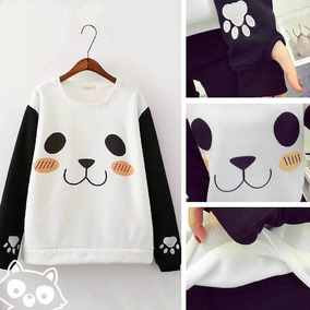 Poleras Panda