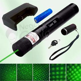 Laser Pointer Verde Longa Distancia Profissional Astronomo