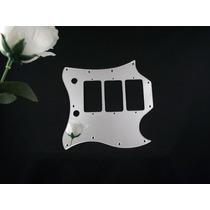 Escudo Gibson Sg Custom H-h-h Espelho