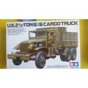 Tamiya Us 2 1/2 Ton 6x6 Cargo Truck